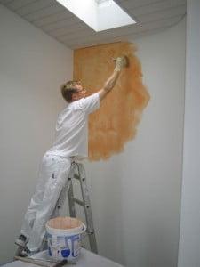 Daniel Kneubühler Malergeschäft Lasurtechnik