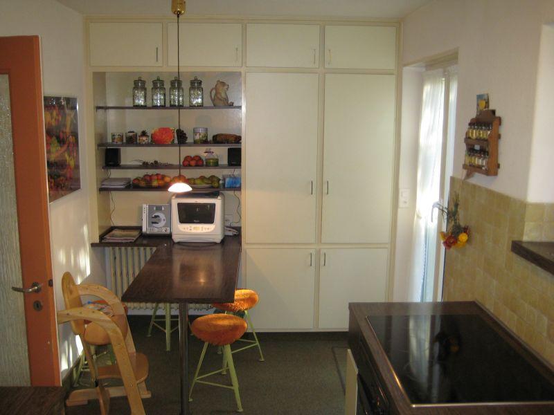 Küchenumbau (alte Küche)